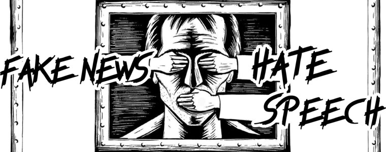 """Im Kampf gegen """"Fake News"""" wird das Internet zum Target staatlicher Zensur – JusticeNow!"""