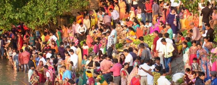 Indien: Und plötzlich ist der Ganges sauber