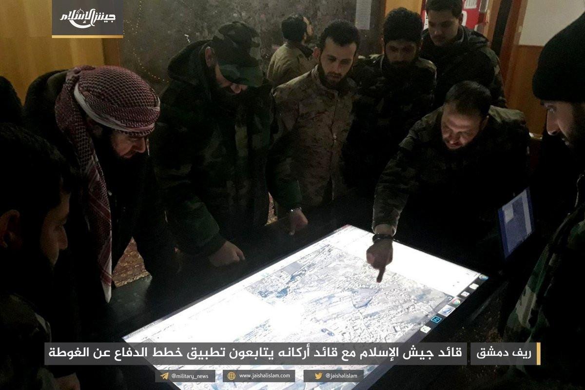 Ost-Ghouta: Die Hölle und der Tunnelblick