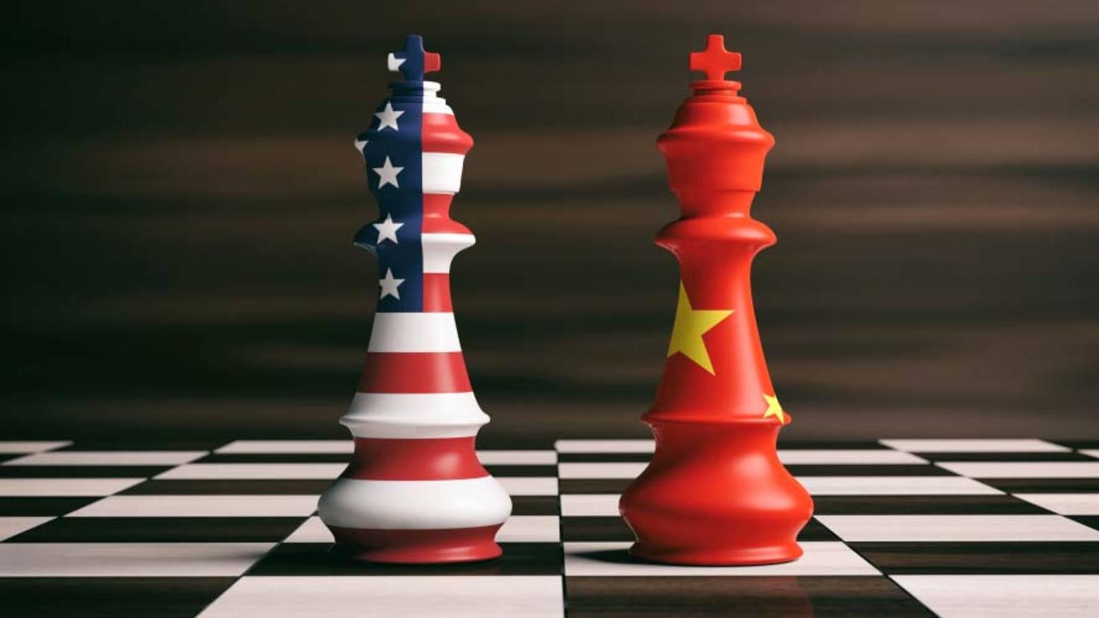 Die USA gegen China