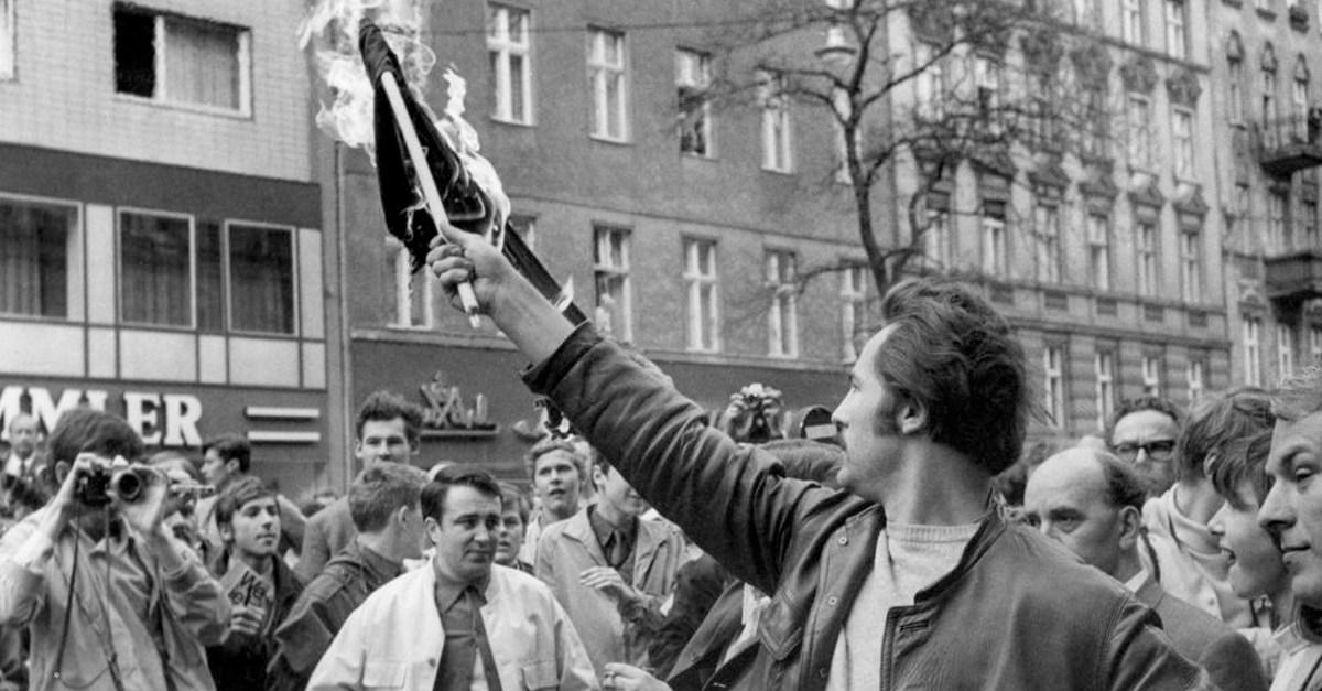 Christof Zellenberg: 1968 schadet unserer Gesellschaft bis heute!