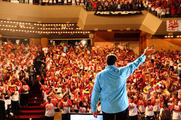 EU verhängt neue Sanktionen gegen Venezuela