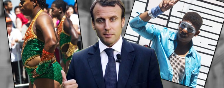 Macron und die Homo-Lobby im Kampf gegen Werte, Familie und Tradition