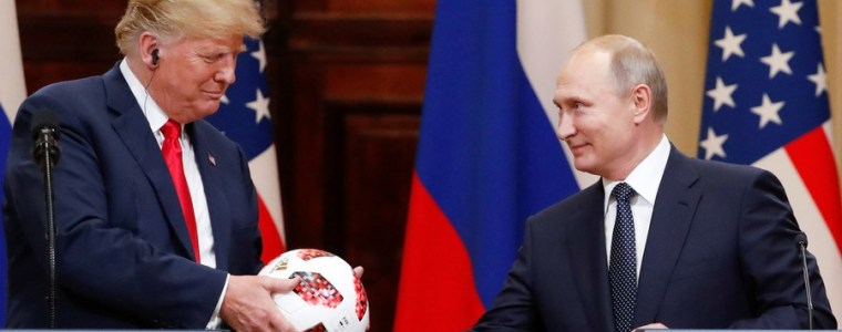 Media meltdown hits stupid levels as Trump and Putin hold first summit (Video)