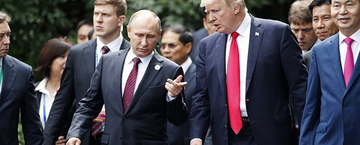 Where Putin and Trump See Eye to Eye | New Eastern Outlook