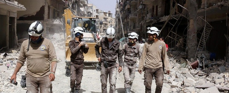Trump, Putin and the White Helmets | New Eastern Outlook