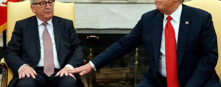 """Surrender Monkey"", EU Chief Juncker folds to Trump in tariff war (Video)"