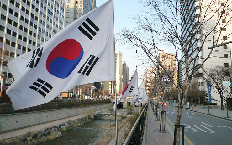 """""""Attempted Military Coup"""" in South Korea 