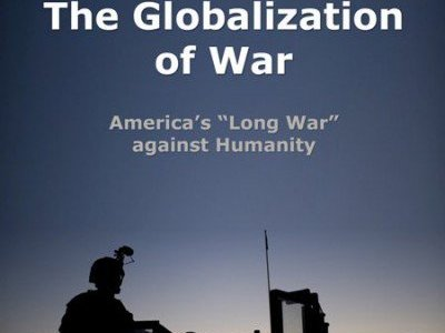 "The Globalization of War, Failures of the Antiwar Movement, ""The Global War on Terrorism is Fake"" 