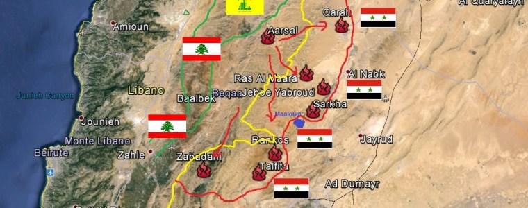 De strijd om Qara – Mar Yacub, Syrië – FREESURIYAH