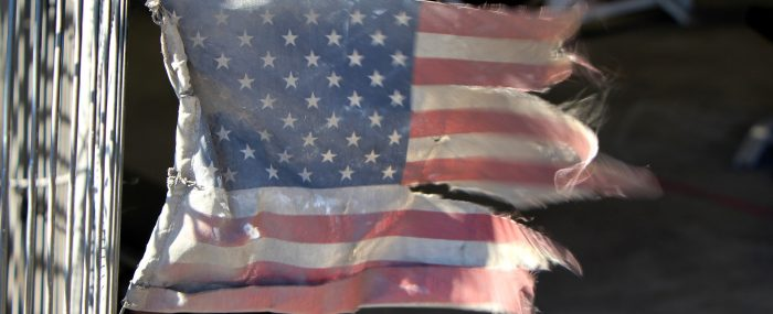 """Pat Buchanan Asks: """"Can America Ever Come Together Again?"""""""