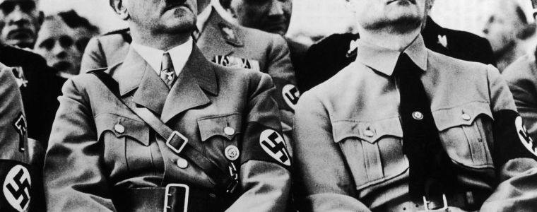 The Unpleasant Truth About The 1941 Parachuting Of Rudolf Hess In England, Part 1