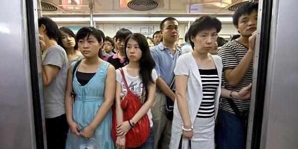 China: U-Bahn-Fahrgäste werden mit Gesichtserkennung registriert