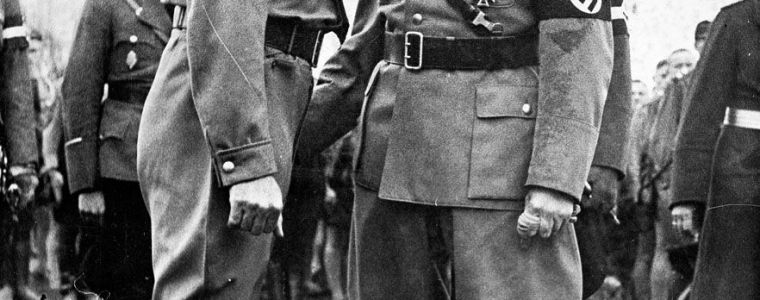 The Unpleasant Truth About The 1941 Parachuting Of Rudolf Hess In England, Part 3