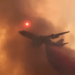 Climate Engineering Total Desperation, Engineering Catastrophic Wildfires To Temporarily Cool Earth