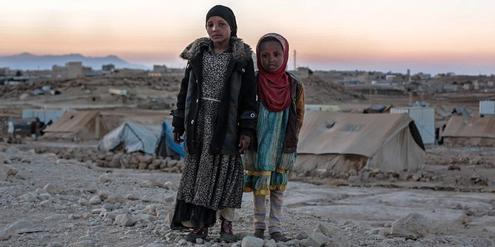 Wer Krieg finanziert, wird Migration ernten