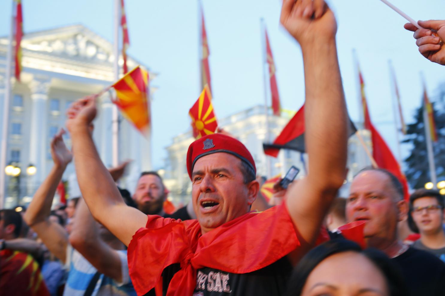 How Macedonia Could Push NATO Into A War