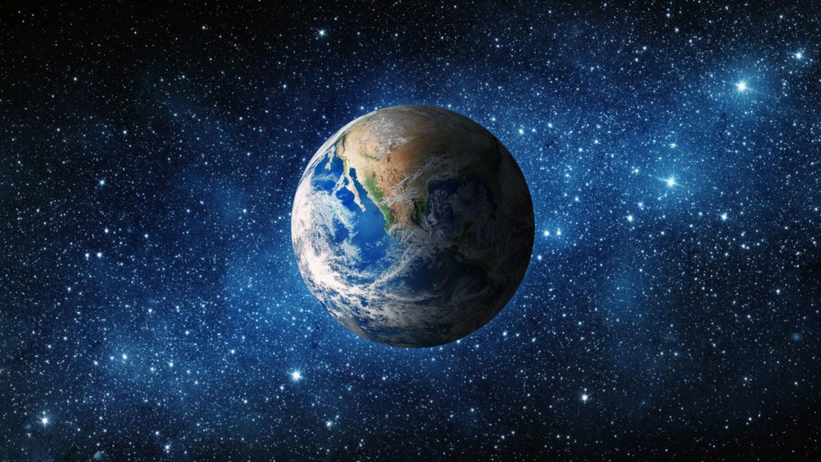 Die lebendige Erde