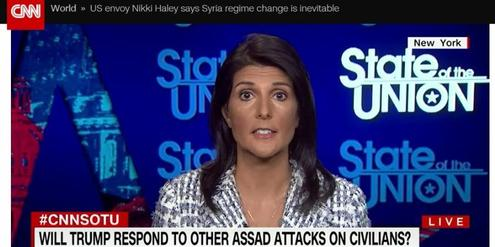 Wie die USA den Regierungswechsel in Syrien planten