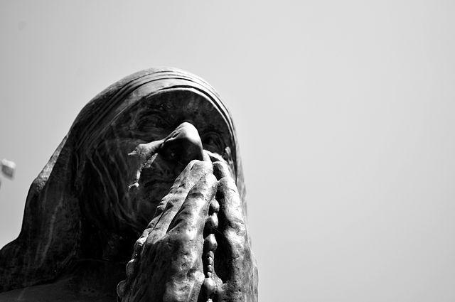 Turkse campagne tegen Moeder Teresa in Macedonië