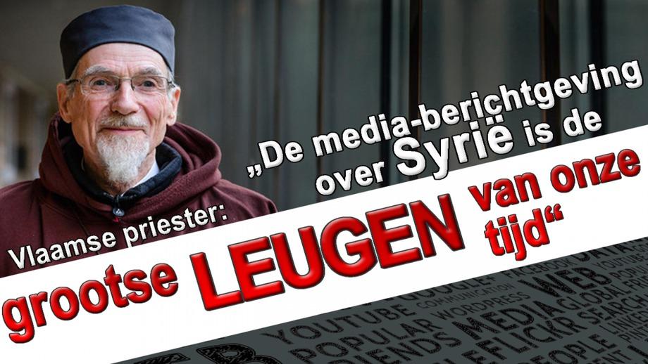 Afbeeldingsresultaat voor pater daniel maes syrie