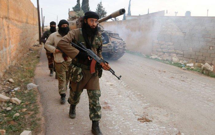 Medien entlarven Unterstützung an syrische Terroristen durch die Niederlande