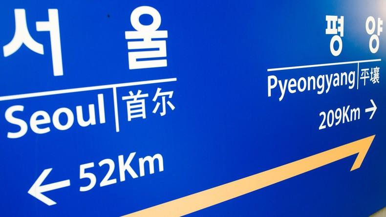 Annäherung in vollem Gange: Süd- und Nordkorea öffnen erstmals ständiges Verbindungsbüro