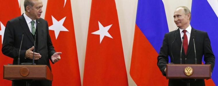 Putin and Erdogan Plan Syria-Idlib DMZ
