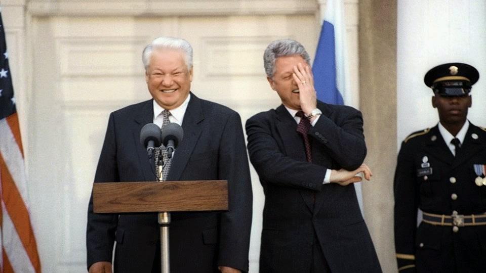 Clinton-Yeltsin docs shine a light on why Deep State hates Putin (Video)