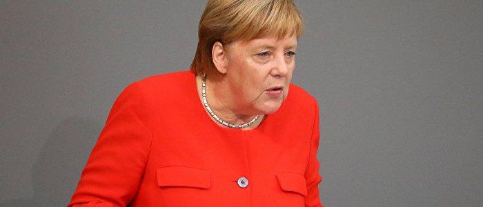 Merkel und die Politik der verbrannten Erde