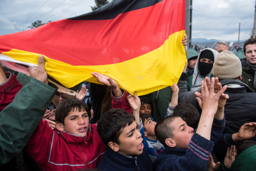 German Refugees Do Not Event Know their Birth Dates | Armstrong Economics