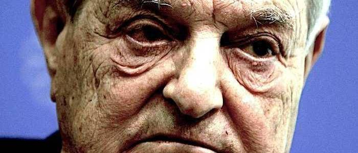 Soros Confirms He's Funding the Ongoing Trump-Russia Witch-Hunt