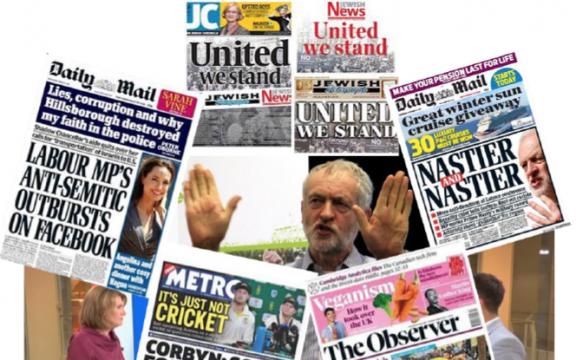 Studie bewijst: Guardian, BBC vooringenomen tegen Corbyn | Uitpers
