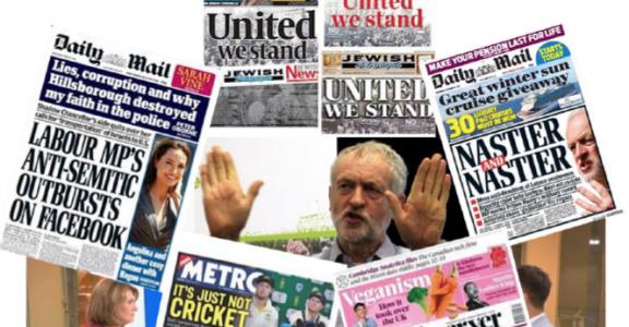 Studie bewijst: Guardian, BBC vooringenomen tegen Corbyn   Uitpers