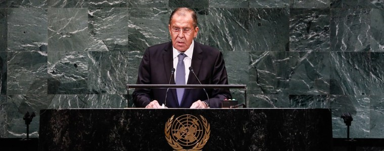 Lavrov: 'Sommige landen proberen internationaal recht te ondermijnen' – Geotrendlines