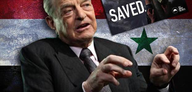 Soros Color Revolution In Syria?