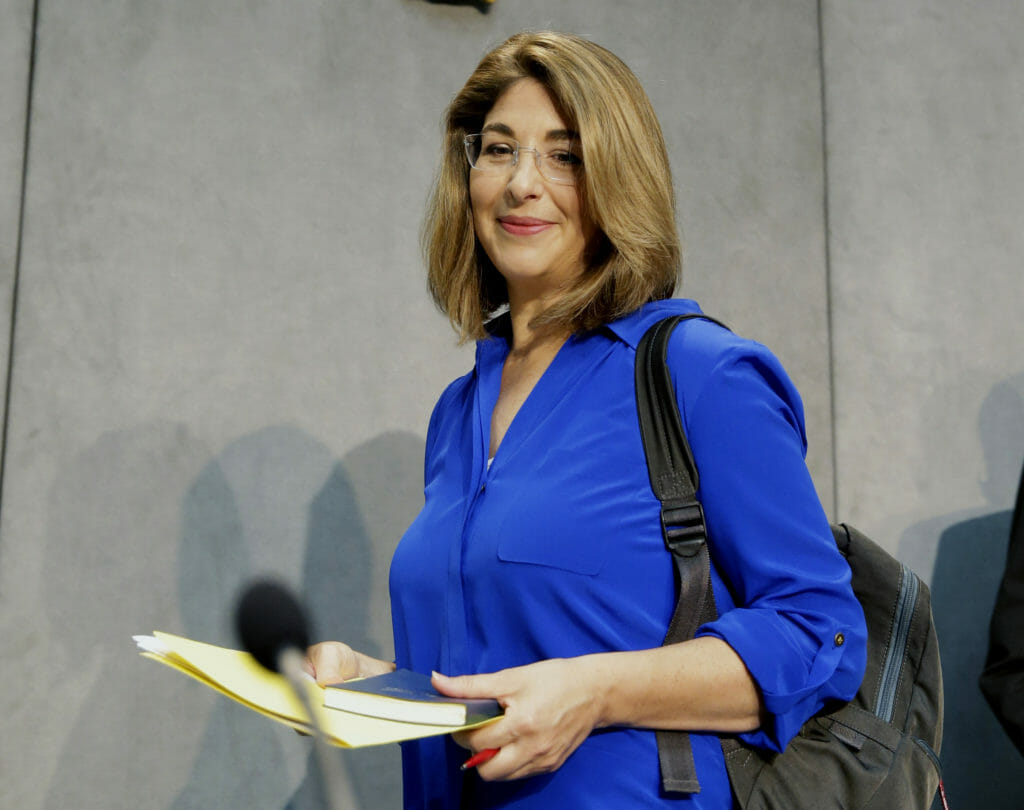 Naomi Klein: We've Entered a Frightening New Era of Capitalism