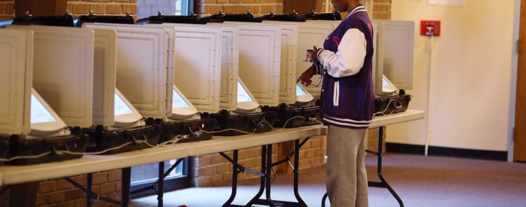 Four Ways Georgia Is Suppressing Voters as Early Voting Begins