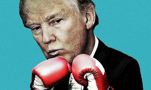 Trump Vs. The Fed: When Markets Crash, Who Is To Blame?