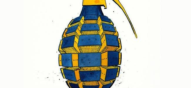 Sweden Declares 'Hand Grenade Amnesty' In Attempt To Stop Explosive Gang Violence