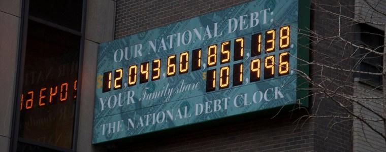 Amerikaanse overheid ziet rente op staatsschuld sterk toenemen – Geotrendlines