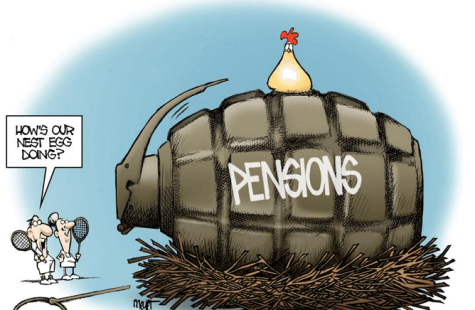 "Pension, Retirement Crisis Is Becoming An Underfunded ""Tsunami"", SEC Warns"