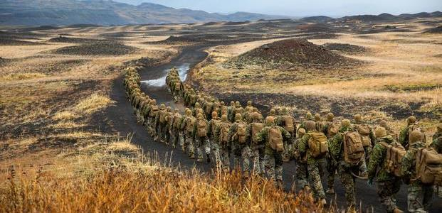 NATO Sends 50,000 Troops To Largest Exercise Since Cold War