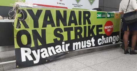 Stakingen bij Ryanair hebben resultaat: werknemers vallen voortaan onder Belgische arbeidsrecht