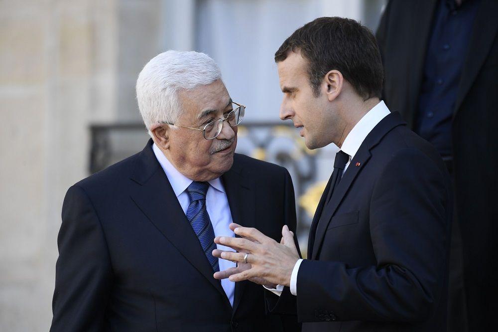 Aan de horizon gloort een Frans vredesplan – The Rights Forum