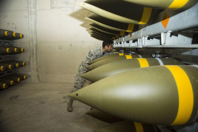 U.S. Completes Largest Ammo Shipment To Europe Since NATO Bombing Of Yugoslavia