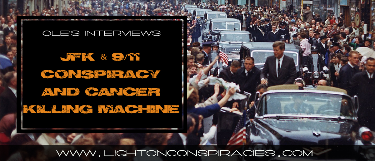 ole-dammegard-8211-jfk-amp-911-conspiracy-amp-cancer-killing-machine-age-of-truth-tv-light-on-conspiracies-8211-revealing-the-agenda