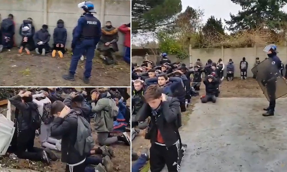 images-of-students-arrests-shocking-france-in-exceptional-violence-education-minister