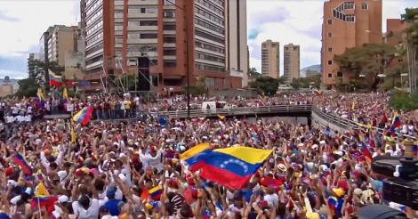 oproep-aan-internationale-gemeenschap-stel-alles-in-werk-voor-dialoog-bij-alle-betrokken-partijen-in-venezuela