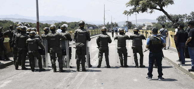 venezuelan-army-exiles-reportedly-abandoned-plan-to-enter-country-by-force-last-month